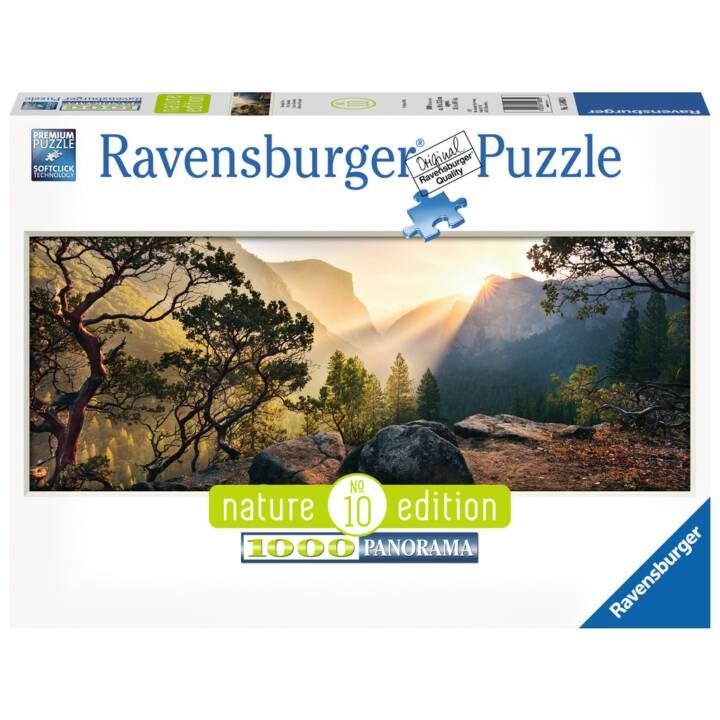RAVENSBURGER Yosemite Park Puzzle, 1000 pcs.