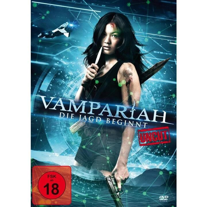 Vampariah - Die Jagd beginnt (DE, EN)