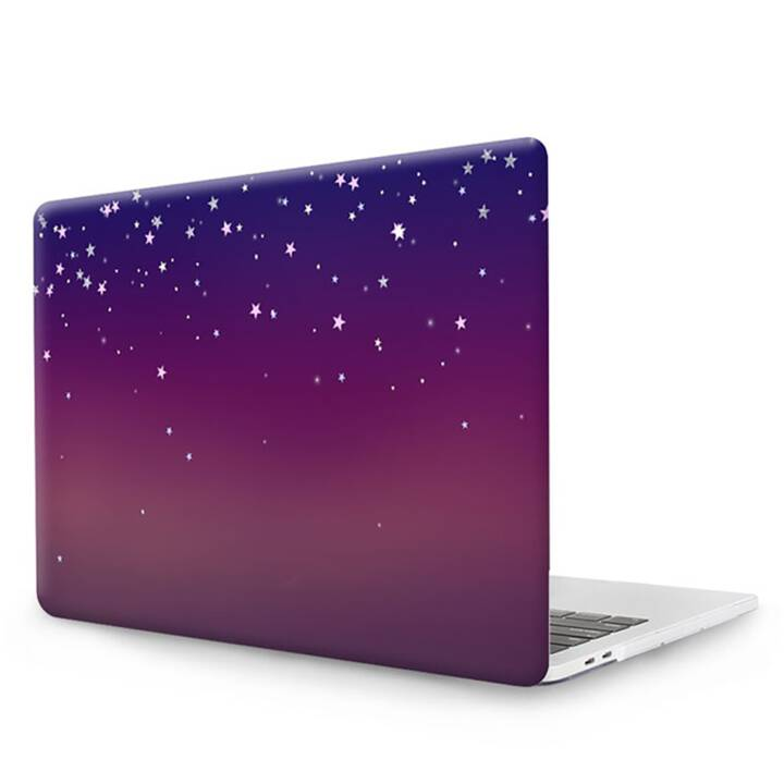 """EG MTT Cover pour MacBook Pro 15"""" Touch Bar - Étoiles"""