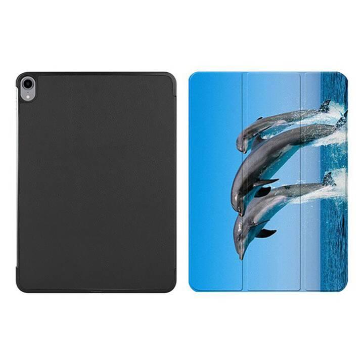 "EG MTT Coque iPad pour Apple iPad Pro 2018 11"" - Dolphin"