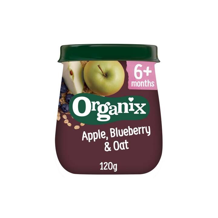 ORGANIX Hero Baby Jars Purée de fruits Bouillie (120 g)