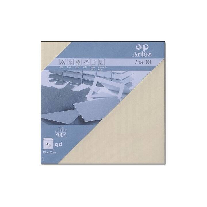 ARTOZ 1001 Chamois 16 x 16 cm ohne Fenster