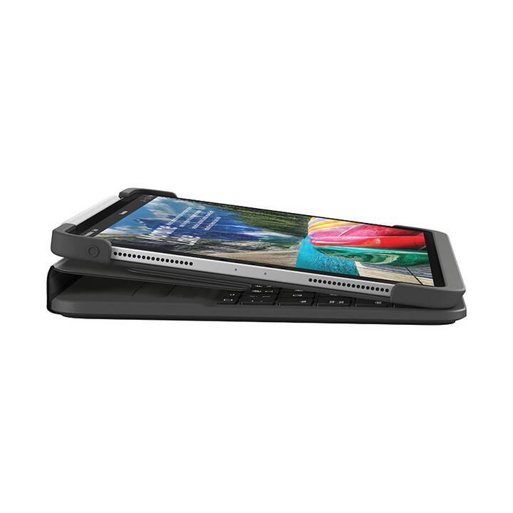 """LOGITECH Slim Folio Pro Type Cover / Tablet Tastatur (11"""", Graphite Black)"""