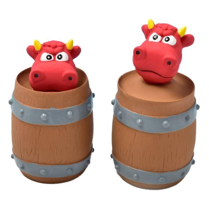SWISSPET Kauspielzeug K-Line Ruff-Cow (Latex)