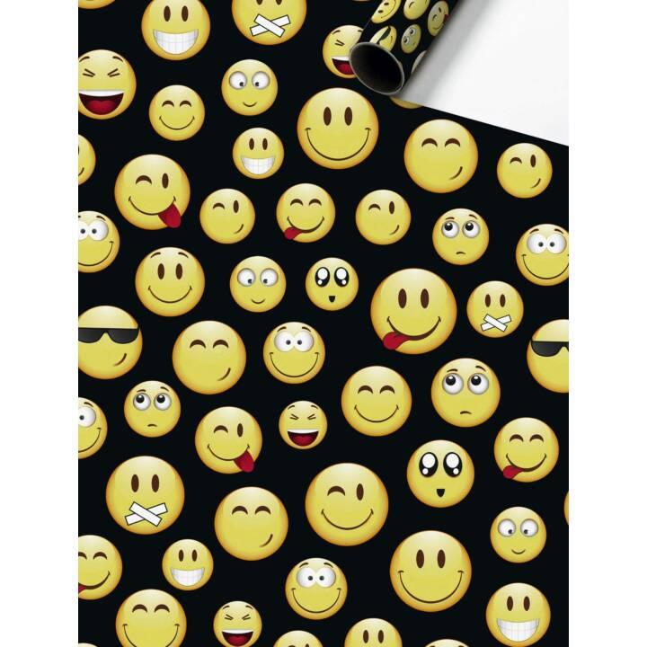 STEWO Geschenkpapier Smiley
