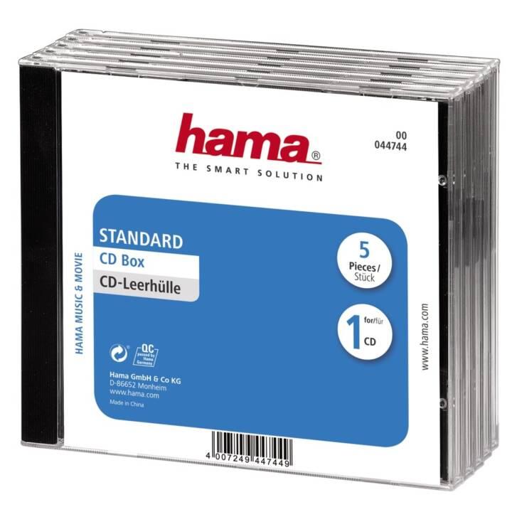 HAMA Étuis pour CD