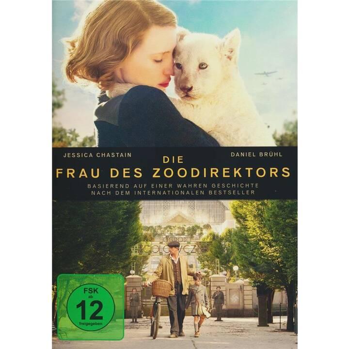 Die Frau des Zoodirektors (DE, EN, FR)