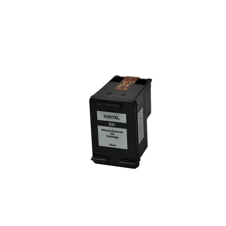 VIDEOSEVEN V7-HP65EE-INK (Schwarz, 1 Stück)