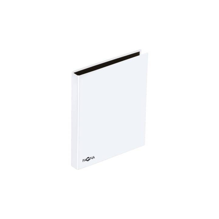 PAGNA Ringbuch A4 weiss 25 mm Ring