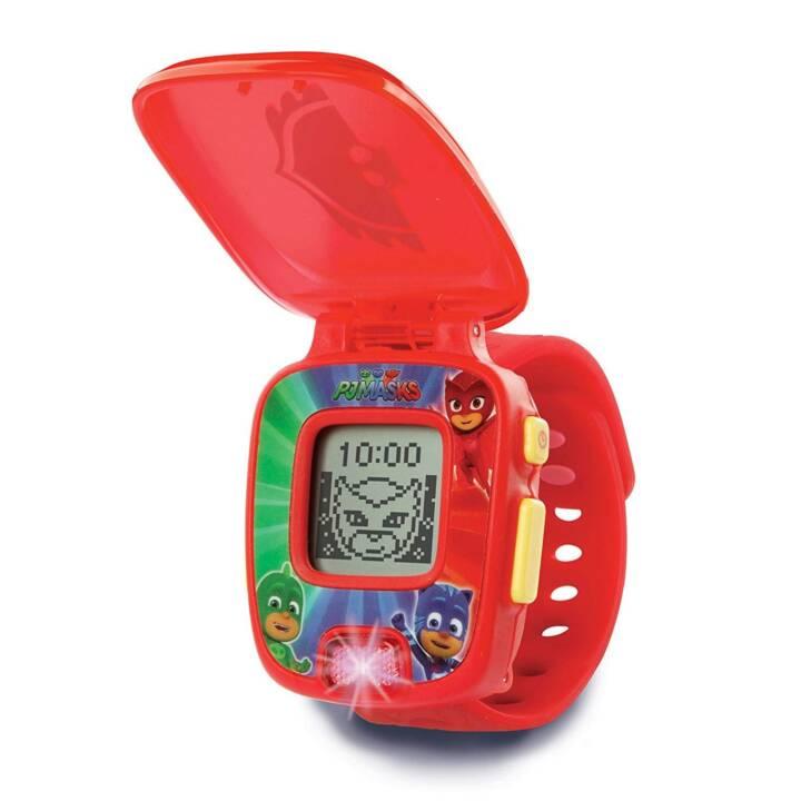 VTECH Smartwatch Superlernuhr Eulette, Rot (DE)