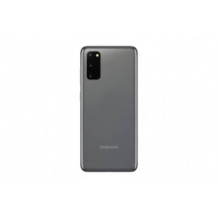 "SAMSUNG Galaxy S20 (6.2"", 128 GB, 64 MP, Cosmic Gray)"