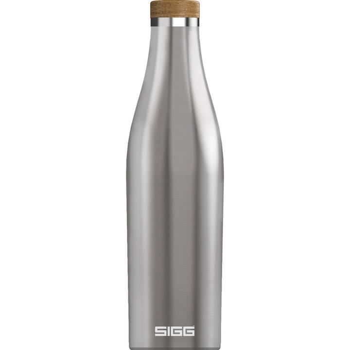 SIGG Bottiglia sottovuoto Meridian (0.5 l, Argento)