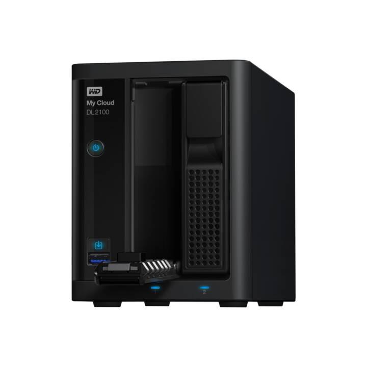 WD My Cloud PR2100 (16 TB)