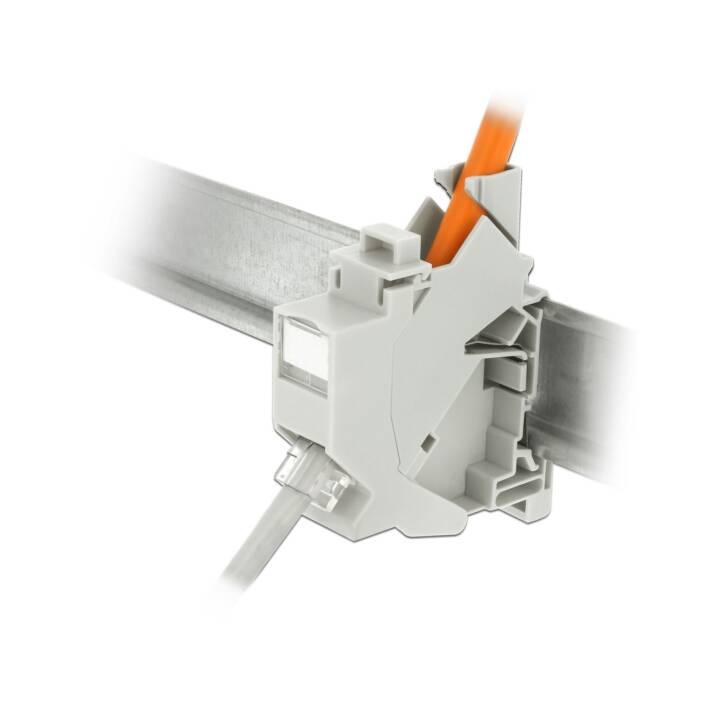 DELOCK Caméra de surveillance - Montage