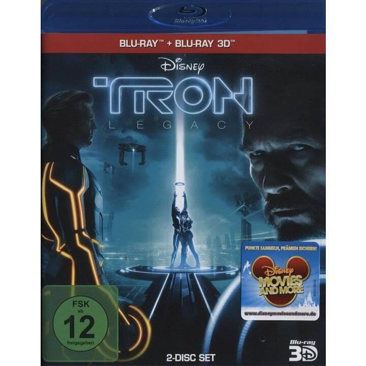 Tron Legacy (DE, TR, EN, FR)