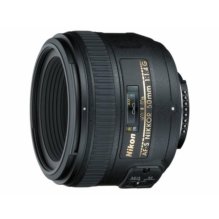 NIKON F Nikkor 50 mm f/1.4