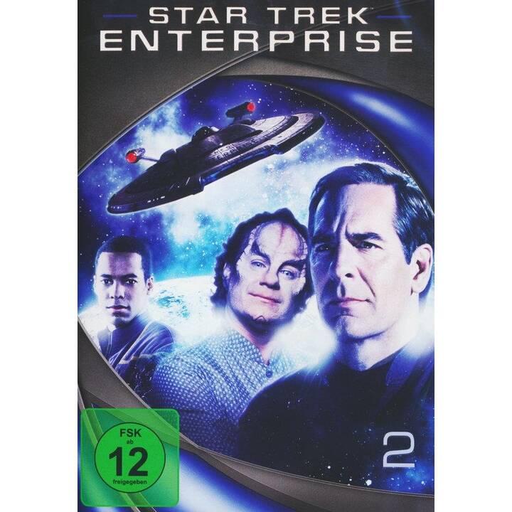 Star Trek - Enterprise Staffel 2 (DE, EN, FR)
