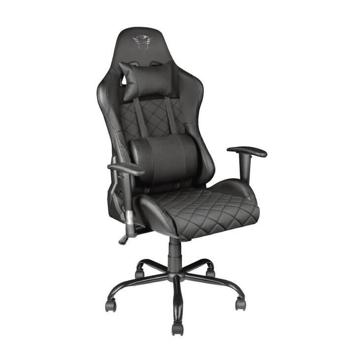 TRUST GXT 707 Resto Gaming Stuhl (Schwarz)