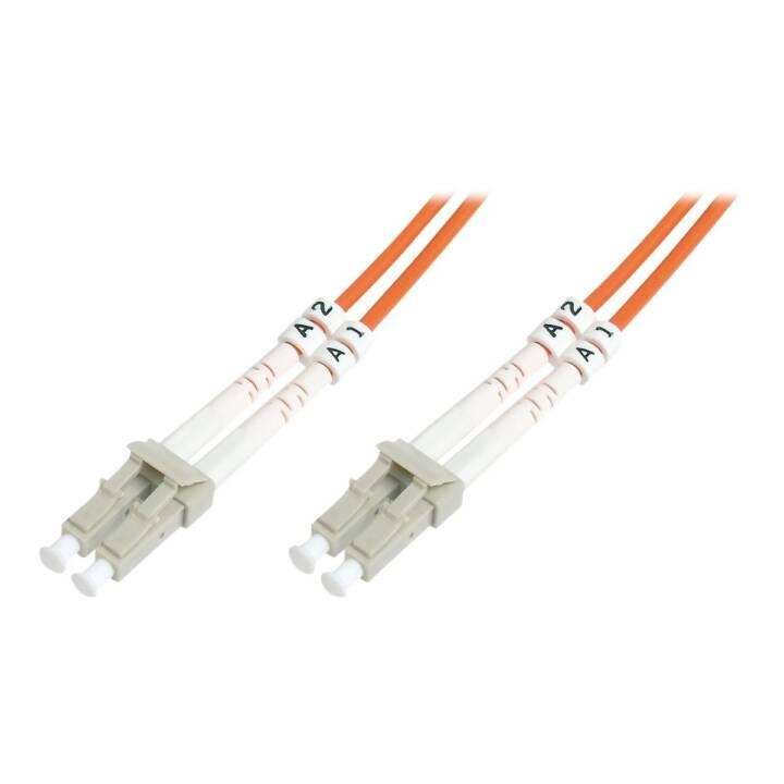 DIGITUS DK-2533-15 Câble de connexion (LC Multi-Mode, 15 m)