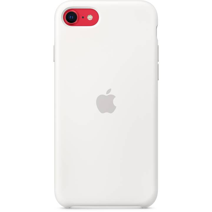 APPLE Backcover MXYJ2ZM/A (iPhone SE, Weiss)