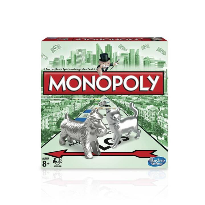 HASBRO Monopolio Monopoli Classic CH