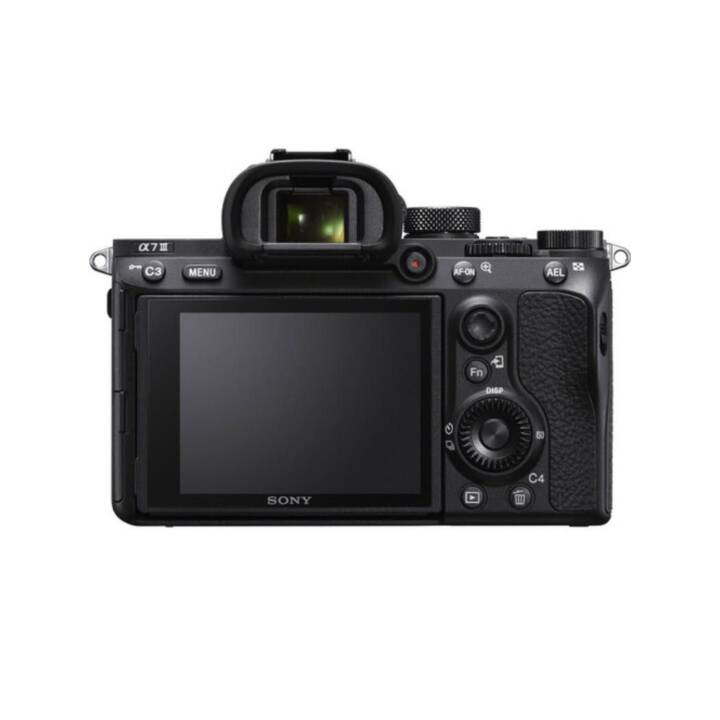SONY Alpha a7 III Body (24.2 MP, WLAN)