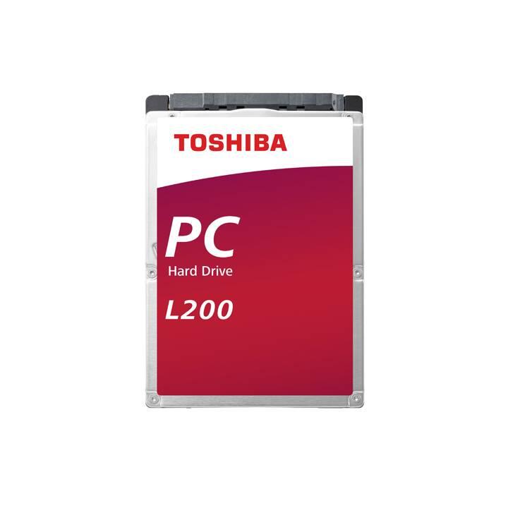 TOSHIBA L200, Festplatte, 1 TB, SATA 6Gb/s