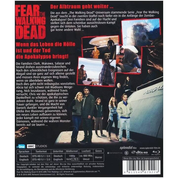 Fear the Walking Dead Staffel 2 (DE, EN)