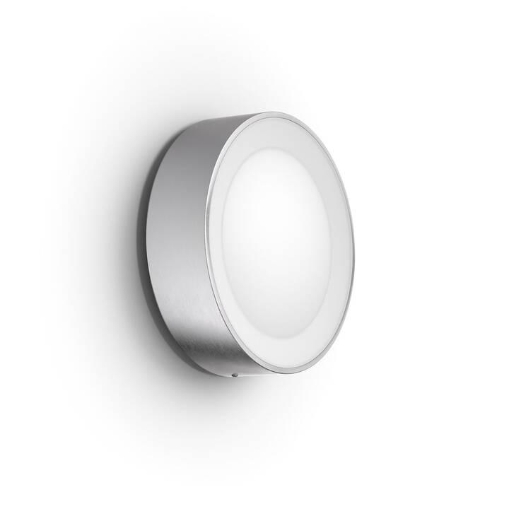 PHILIPS HUE Wandleuchte Daylo (LED, 15 W, Silber)