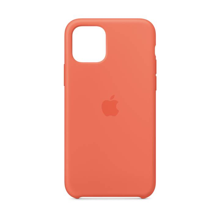APPLE Backcover (iPhone 11 Pro, Clementine)