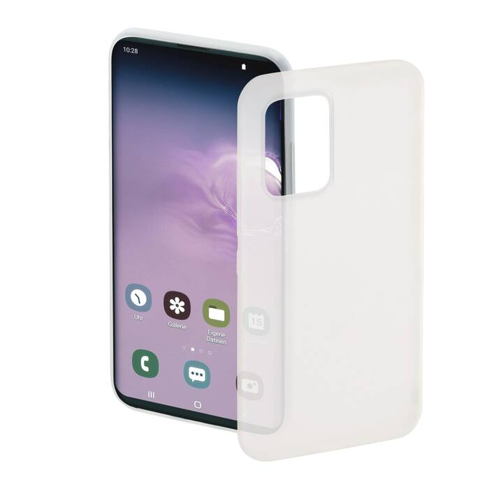 HAMA Backcover Ultra Slim Flexible (Galaxy S20 Ultra, Transparente)
