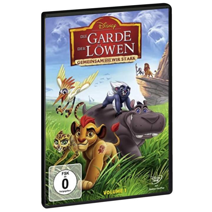 Die Garde der Löwen - Staffel 1