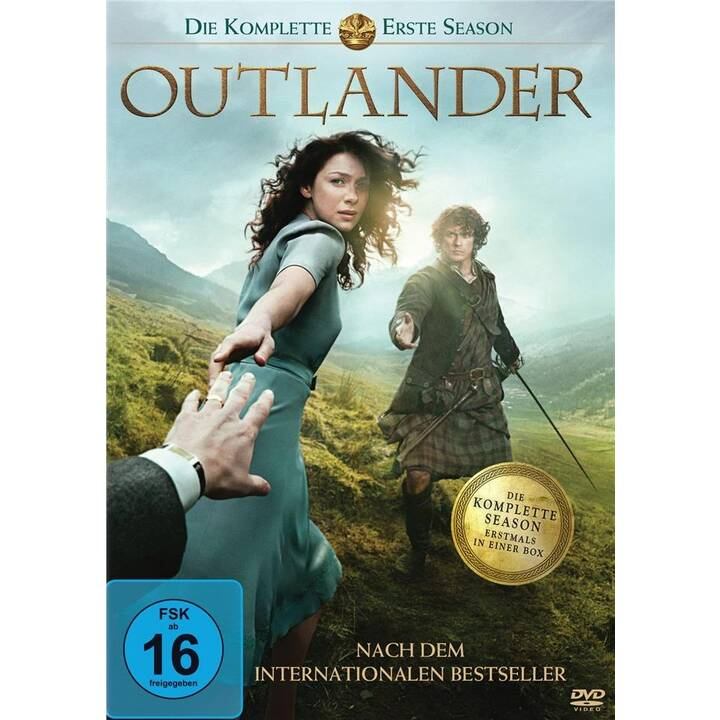 Outlander Staffel 1 (DE, EN)