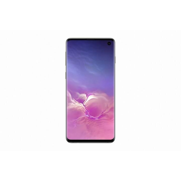 "SAMSUNG Galaxy S10  (6.1"", 128 GB, 16 MP, Prism Black)"