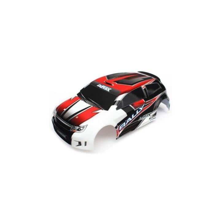 LATRAX Karosserie Rally Rot