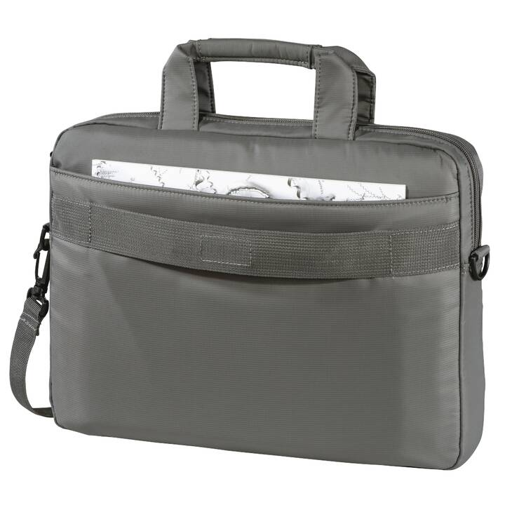 """HAMA Toronto Messenger Bag (13.3"""", Nero)"""