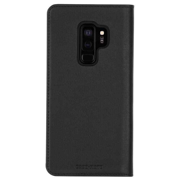 CASE-MATE Flipcover (Galaxy S9 Plus, Schwarz)