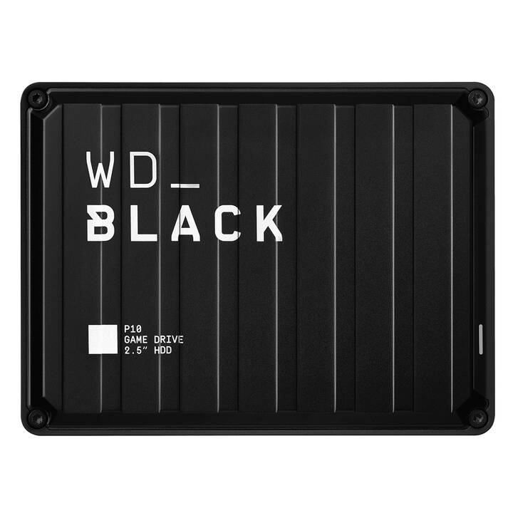 WD_BLACK P10 (USB 3.0 Micro, 5 TB, Noir)