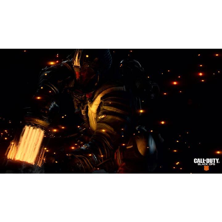 SONY Playstation 4 Slim Jet Black 1 TB inkl. Call of Duty: Black Ops 4 (DE)