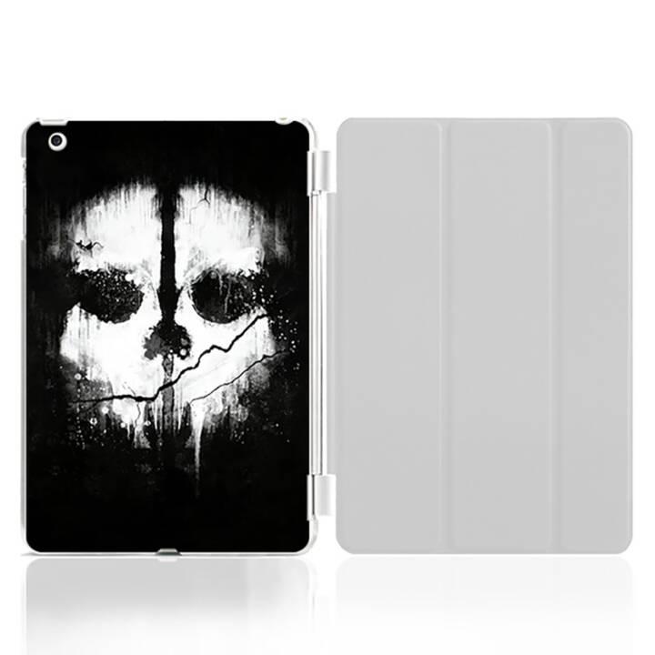 "EG iPad Sleeve pour Apple iPad 9.7 ""2/3/4"" - squelette"