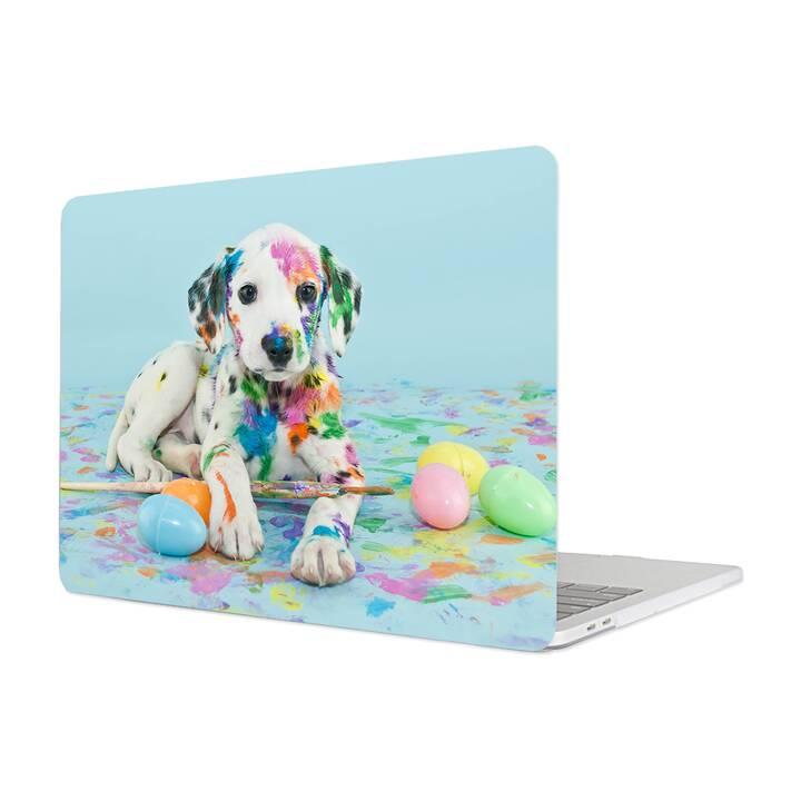 """EG Hülle für Macbook Pro 16"""" Touchbar (2019) - Hunde"""