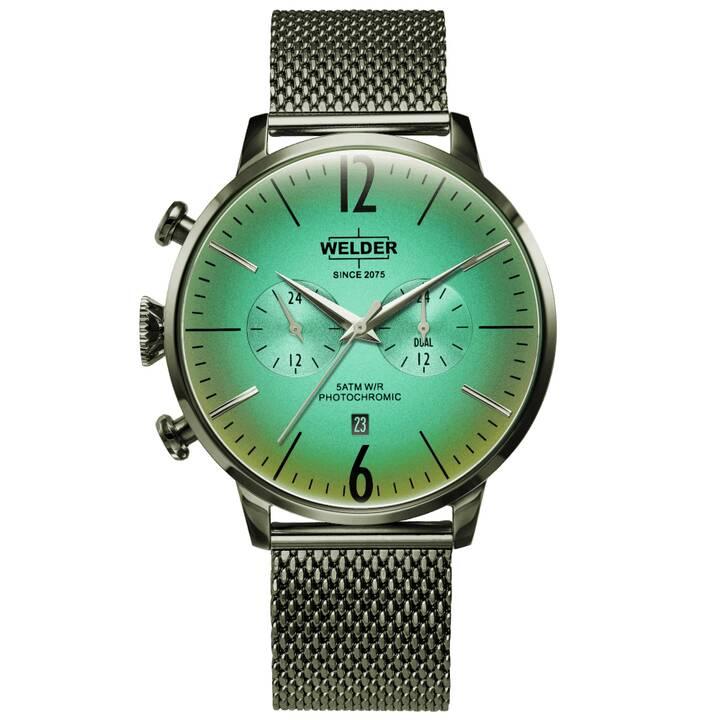 WELDER Moody (47 mm, Orologio analogico, Quarzo)