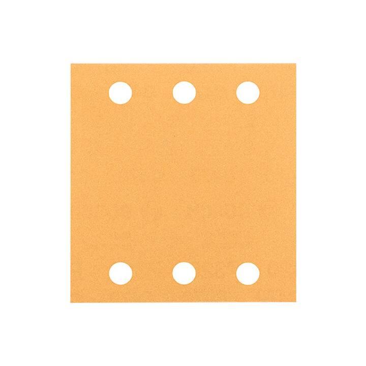 BOSCH Fogli di carta abrasiva K80 (80, 10 pezzo)