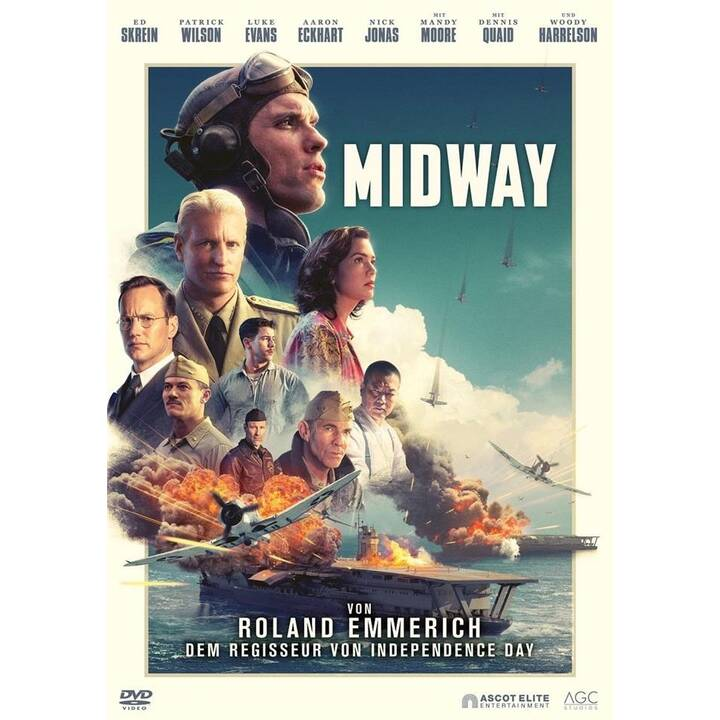 Midway - Für die Freiheit (DE, EN)