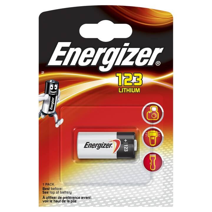 ENERGIZER Universel EN123P1 Accus (Lithium, 1500 mAh)