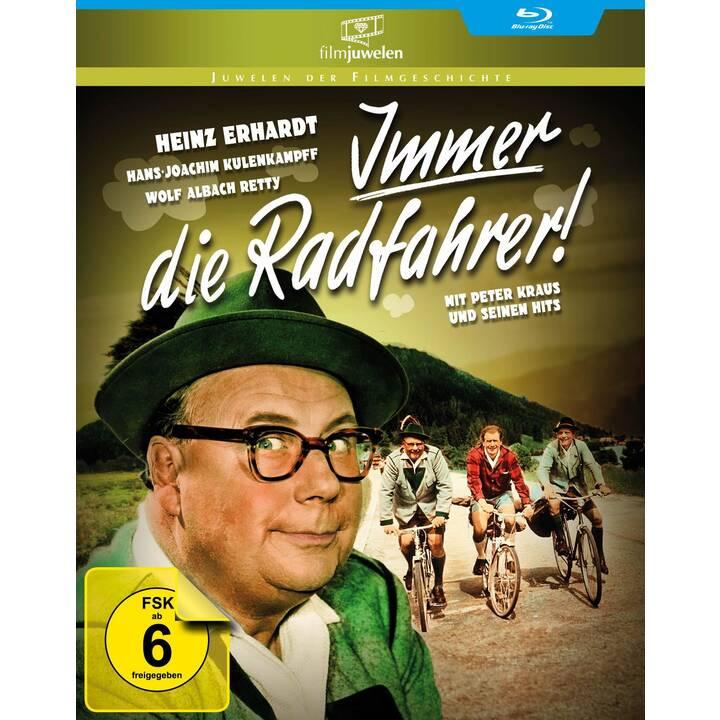Immer die Radfahrer! (DE)