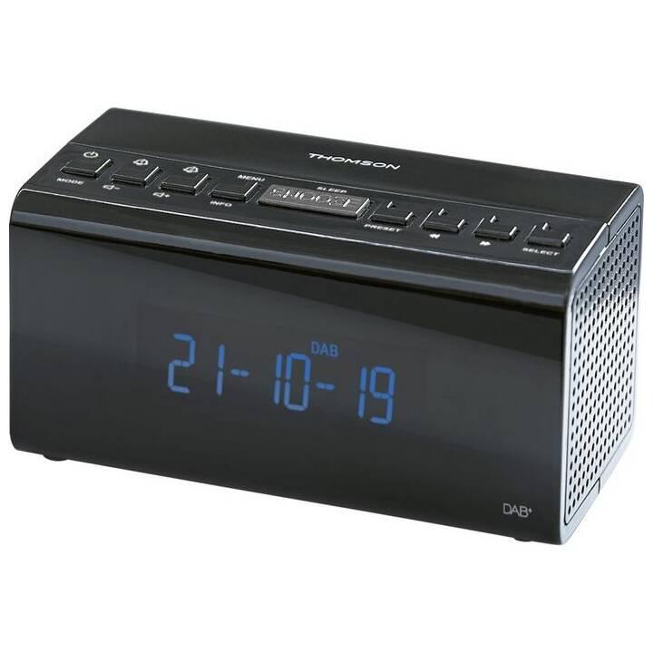 THOMSON CR50DAB  Radiosveglia (Nero)