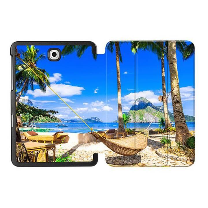 "EG MTT Custodia tablet per Samsung Galaxy Tab S2 8"" - Spiaggia"