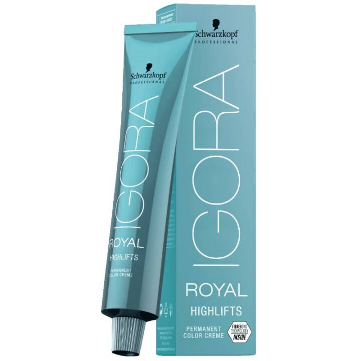 SCHWARZKOPF Igora Royal Highlifts (10.1, Ultrablonde Cendré)