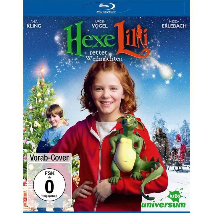 Hexe Lilli rettet Weihnachten (DE)